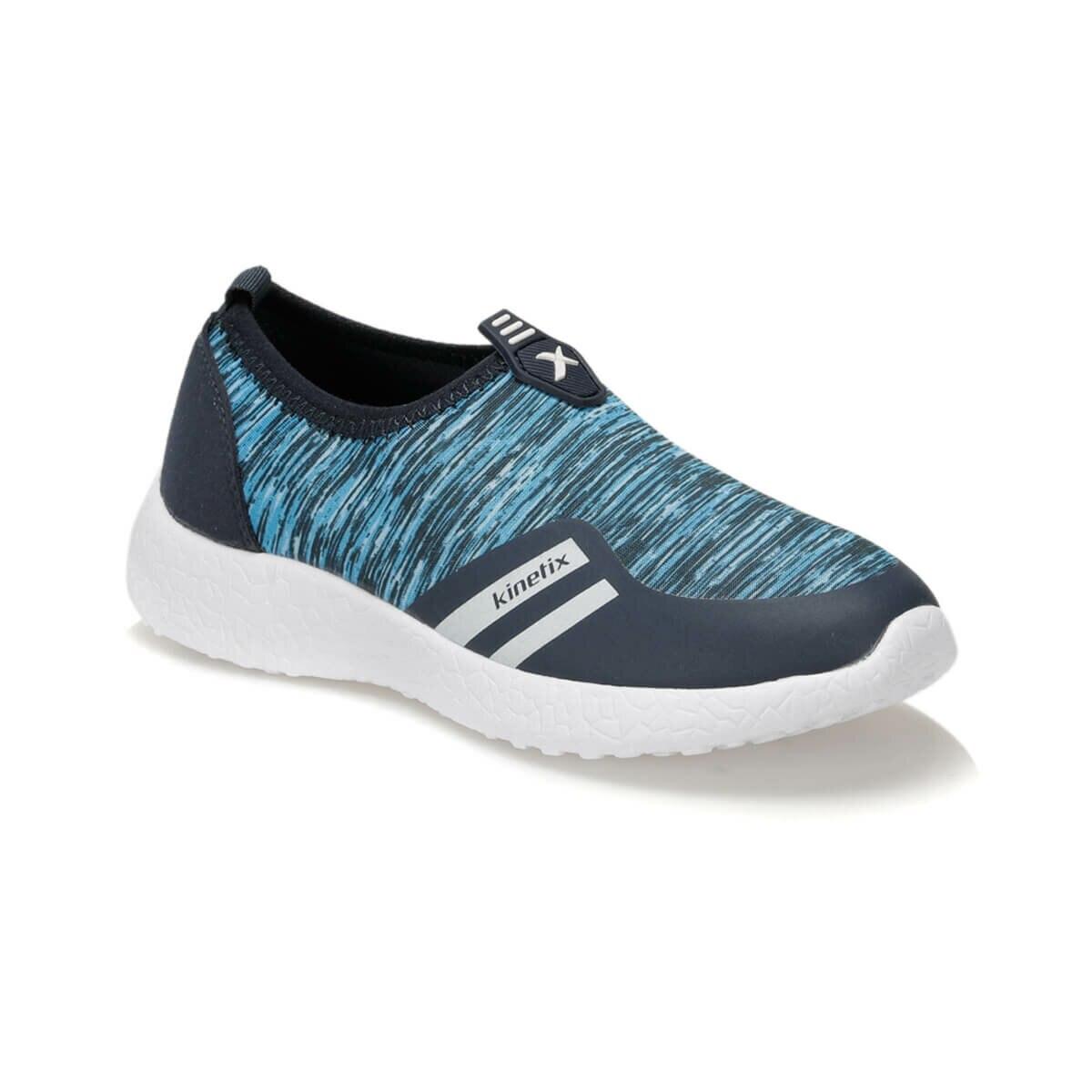 FLO AGNAR Blue Male Child Hiking Shoes KINETIX