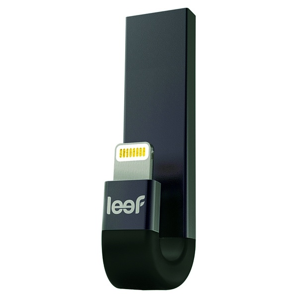 Pen Drive With Lightning Leef IBridge 3 USB 3.1 Black