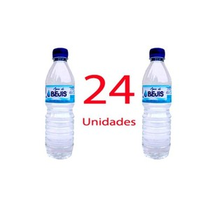 Bejis water, natural Mineral pack of 24 units of 500 ml
