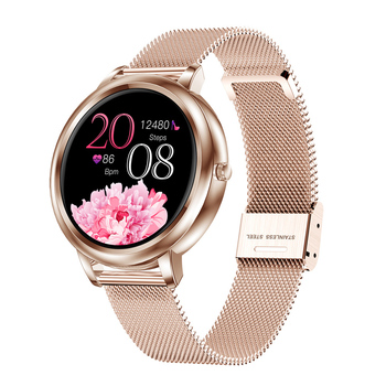 MK20 Smart Watch 2020 Full Touch Screen 39mm diameter Women Smartwatch for Women And Girls Compatible With Android and IOS 1