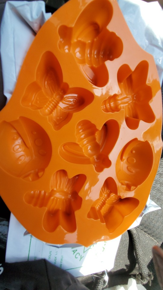Insect Bee Butterfly Shape Cake Mold photo review
