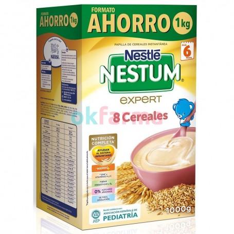 Nestle Nestum 8 Cereals 1Kg