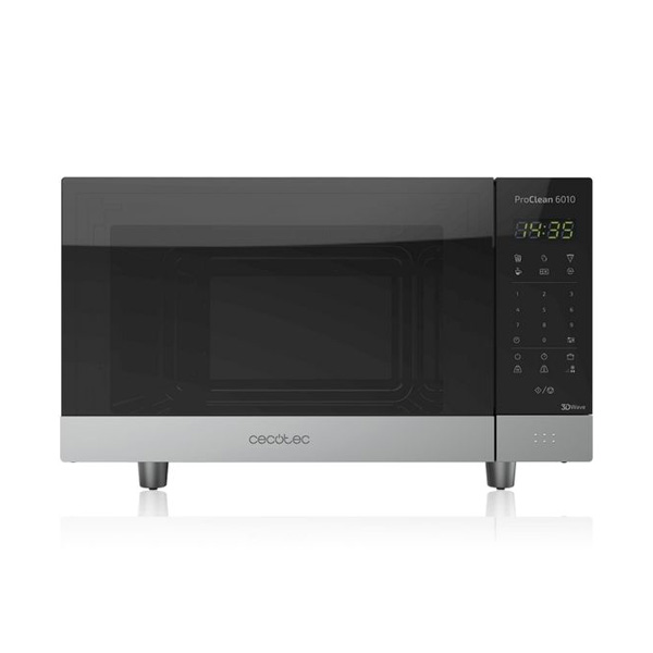 Microwave Cecotec ProClean 6010 23 L 800W Black Silver