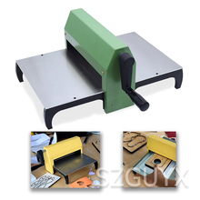 Knife-Drum Punching-Machine Plane Manual Cloth Wear-Resistant