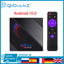 H96MAX H616 Android 10กล่องสมาร์ททีวีWifi 4Gb 32Gb 64Gb 4K 1080PชุดTopกล่องAndroid H96 MAXเครื่องเล่นมัลติมีเดีย