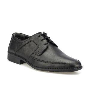 FLO 102030.M Black Men 'S Comfort Shoes Polaris 5 Point