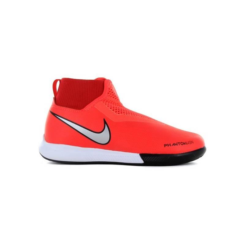 Soccer Shoes Children 'S Room Nike JR Phantom Academy Orange