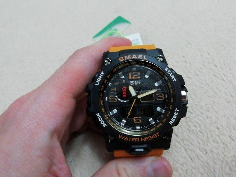 שעון צבאי לחיילים דגם 215 photo review
