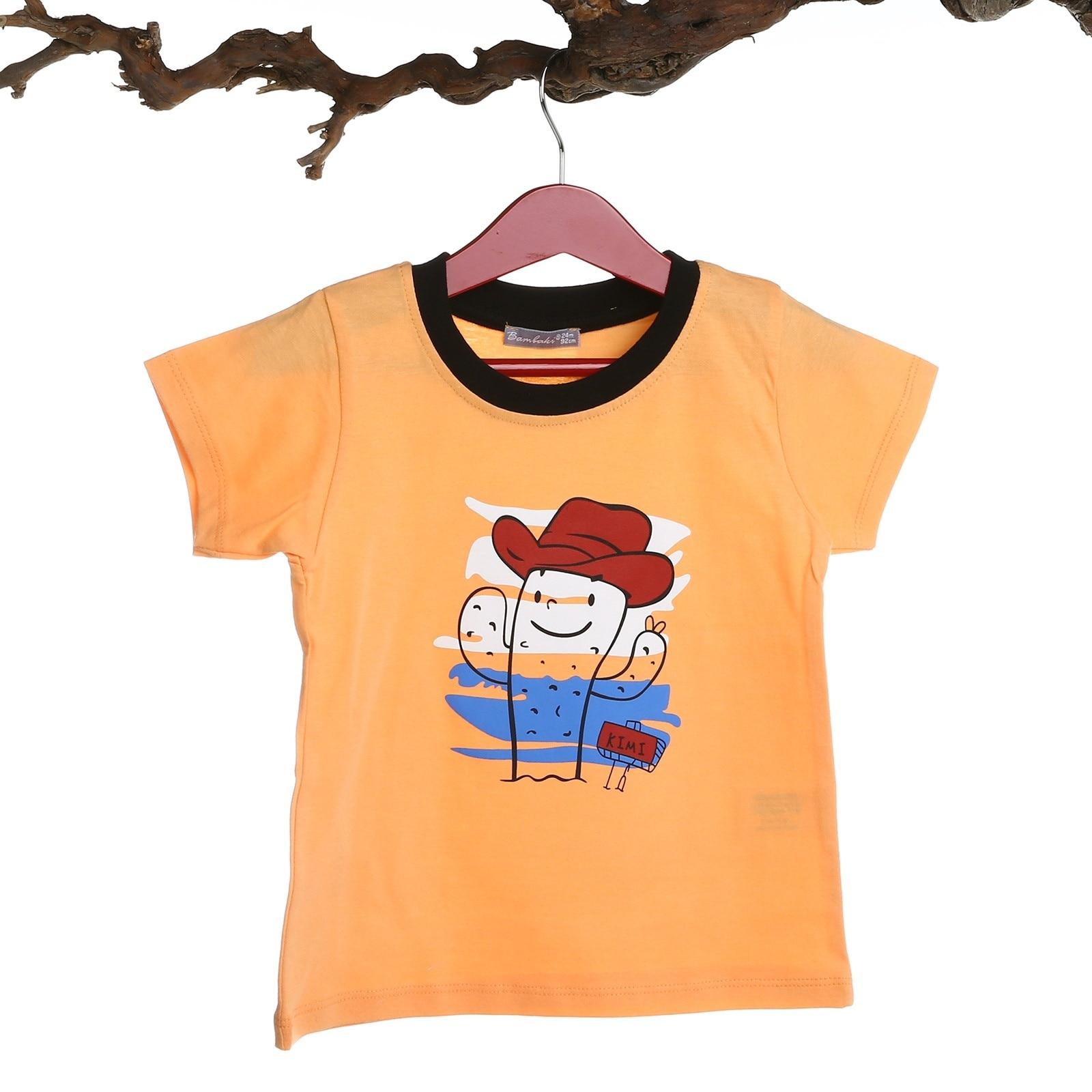 Ebebek Bambaki Printed Tshirt