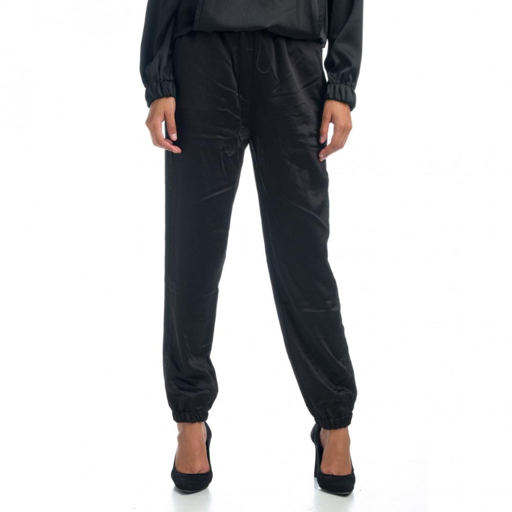 KOROSHI PANTS LONG POLYESTER WOMAN