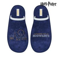 Haus Hausschuhe Harry Potter 74158 Navy blau