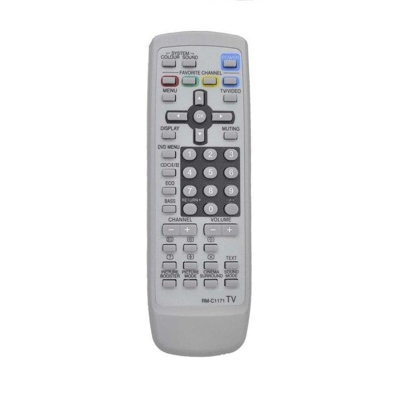 Remote Control JVC RM-c1171 TV, Av-2120qbe, Av-2120qe, Av-2120ksk, Av-2120q, Av-2120se, Av-2130se, Av-2131qbe, Av-2131qe
