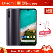 Global Version Xiaomi Mi A3 128GB ROM 4GB RAM (Brand New and Sealed) mia3 128gb LATEST ARRIVAL
