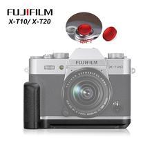 Meike MK-XT20G Металлическая рукоятка быстросъемная l-пластина держатель для Fuji Fujifilm Fuji X-T10 X-T20 XT10 XT20