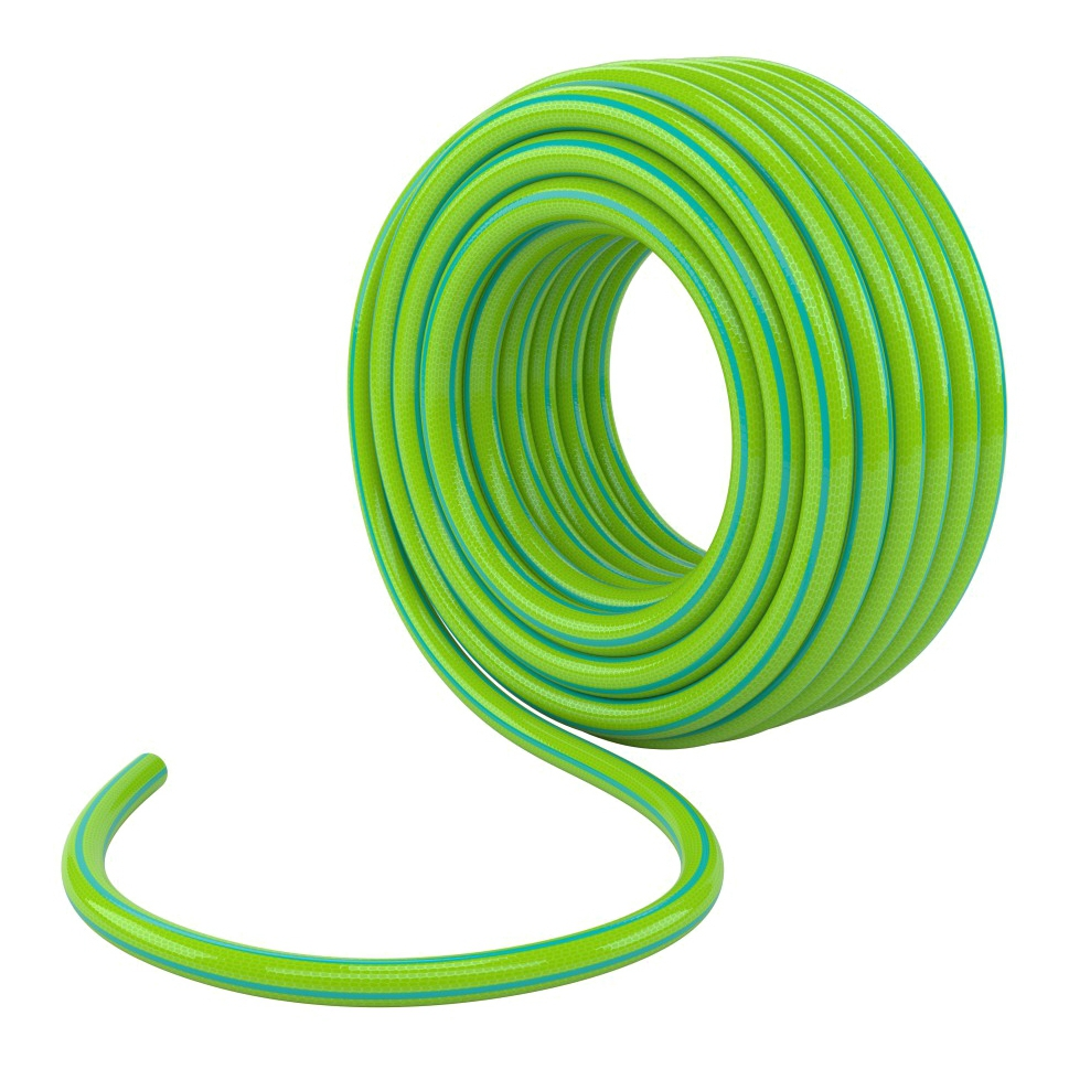 Reinforced hose PALISAD 67643 (50 m length, diameter 1/2 inch, PVC)