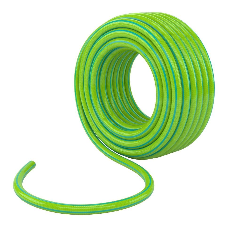 Reinforced hose PALISAD 67646 (50 m length, diameter 19mm/3/4 inch, PVC) цены