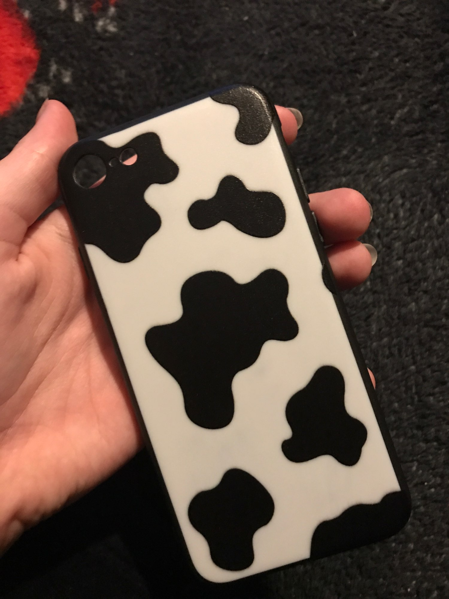 Cow Phone Case For Iphone photo review