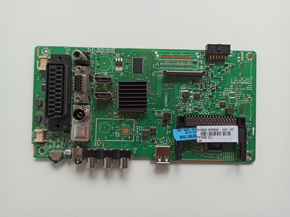 "PLACA MAIN VESTEL TV LCD 32"" VES315WNDB-2D-N12 ORIGINAL USADO"
