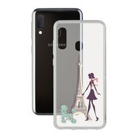 Mobile cover Samsung Galaxy A20s Contact Flex France TPU   -