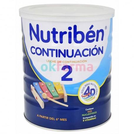Nutriben Then 2 800 GR