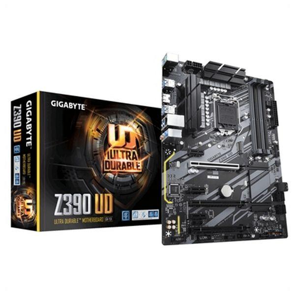 Motherboard Gigabyte Z390 UD ATX LGA1151|Laptop Motherboard| |  - title=