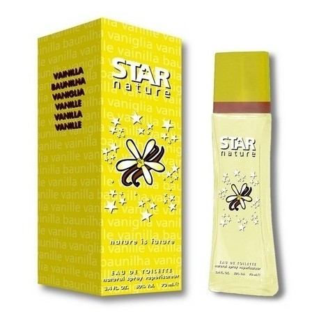 STAR VANILLA 70ML EDT SPRAY NATURE