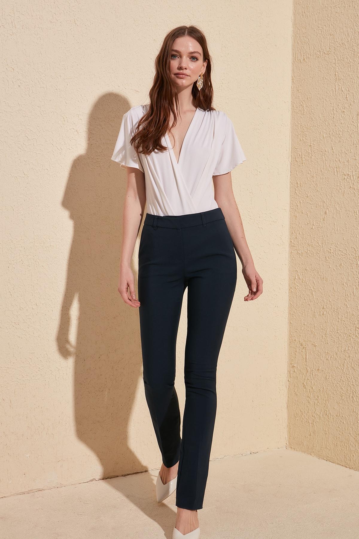 Trendyol Basic Pants TWOSS20PL0298