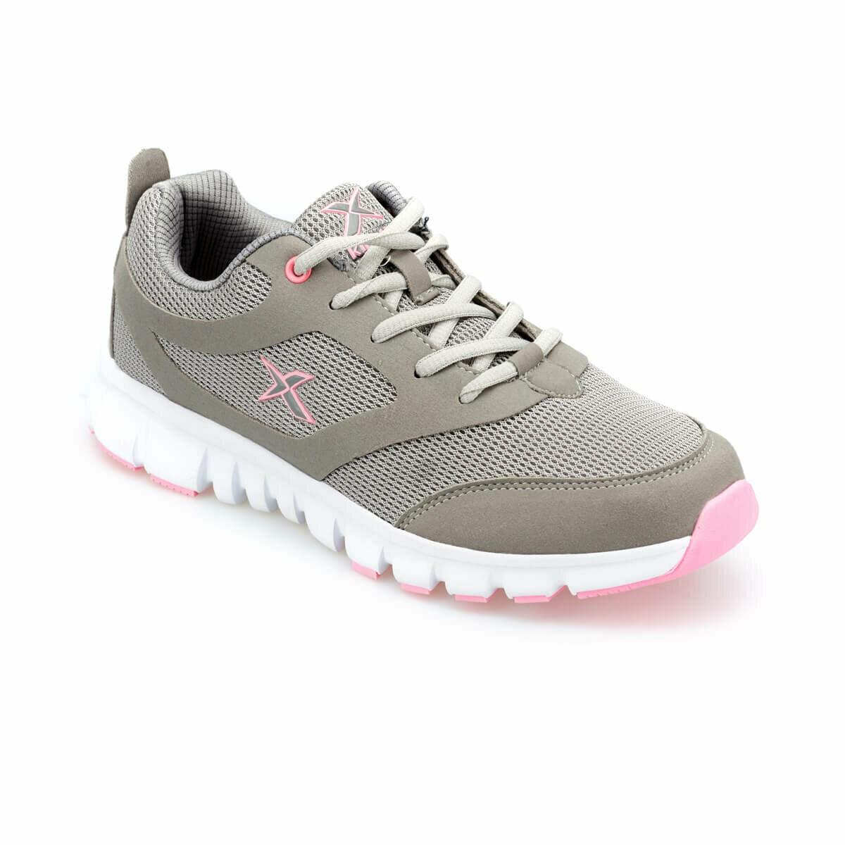 FLO ALMERA W Gray Women 'S Sneaker Shoes KINETIX
