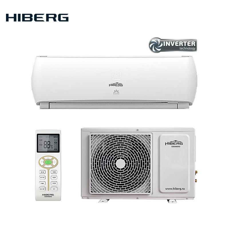 Invertor Split System HIBERG AC-09 Lux Invertor, A Class Split Air Conditioner System
