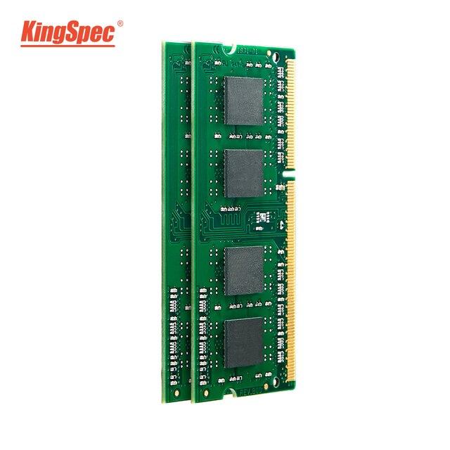 Ram ram ddr4 2400 v da memória ram ddr4 da memória de kingspec 4gb 8gb 16gb 1.2 mhz para a memória ram ddr4 do portátil do caderno do portátil 5