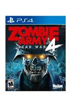 Zombie Army 4: Dead War PS4 Game