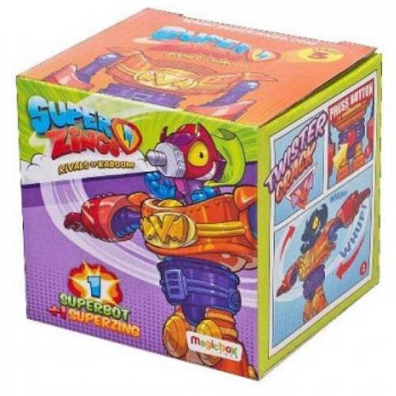 SPECIAL ATTACK, SUPER ZINGS SERIES 3 RIVALS OF KABOOM,