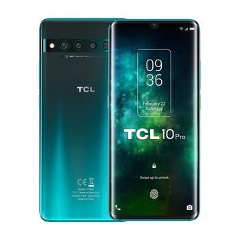 Перейти на Алиэкспресс и купить TCL 10 Pro 6 ГБ/128 Гб зеленый (Лес туман зеленый) Dual SIM T799H