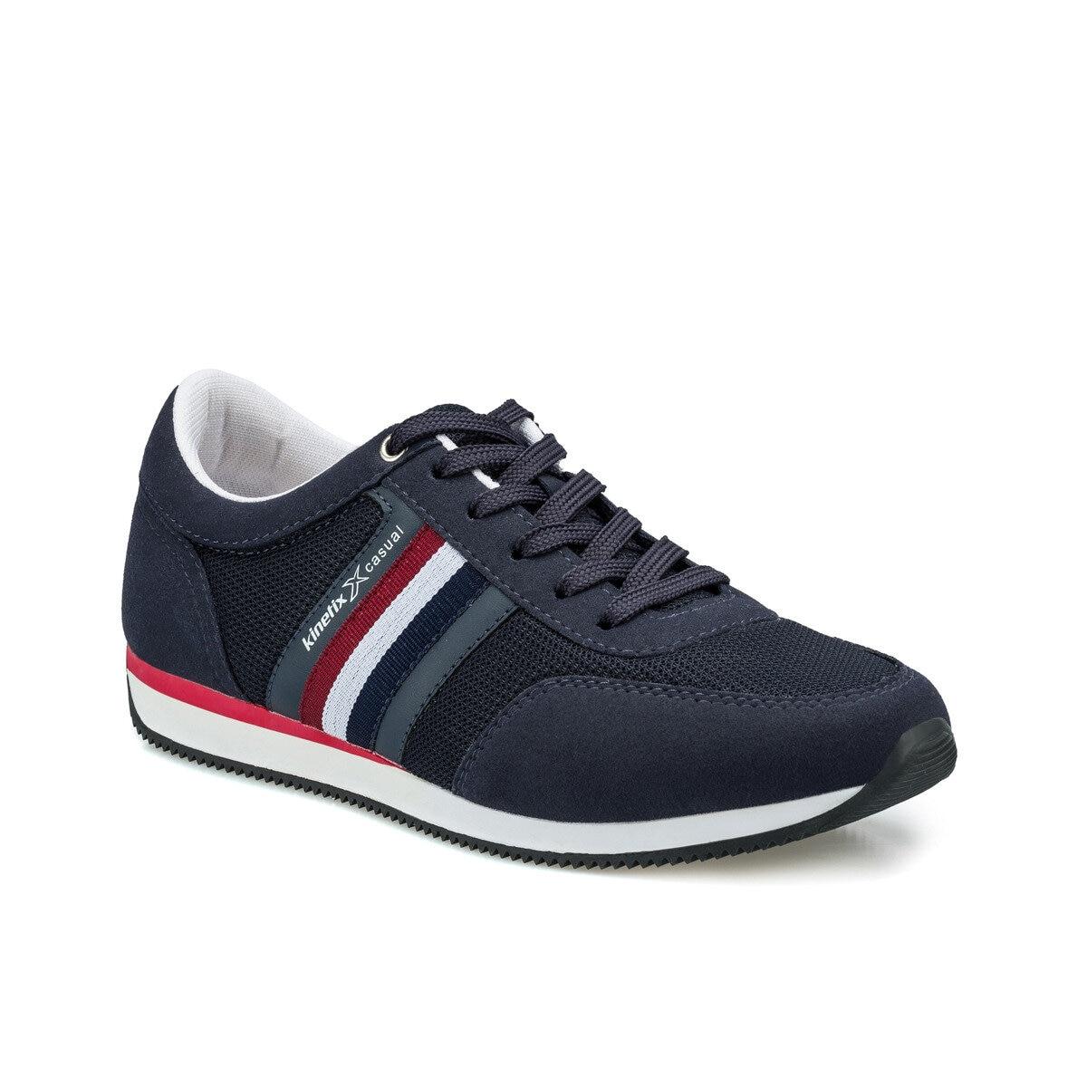 FLO JUSTIN Light Gray Men 'S Sneaker Shoes KINETIX