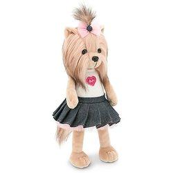 Soft toy Orange Lucky Doggy Dog Yoyo: Fashionista, 37 cm MTpromo