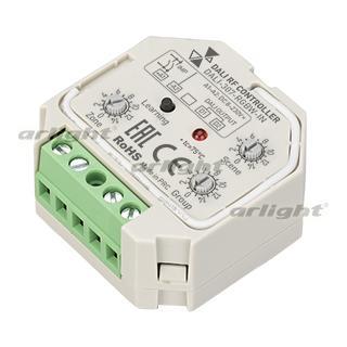 026507 INTELLIGENT ARLIGHT Converter RF-сигнала DALI-307-RGBW-IN (DALI BUS RF PUSH) ARLIGHT 1-pc