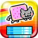 勃起的彩虹猫:Flappy Nyan