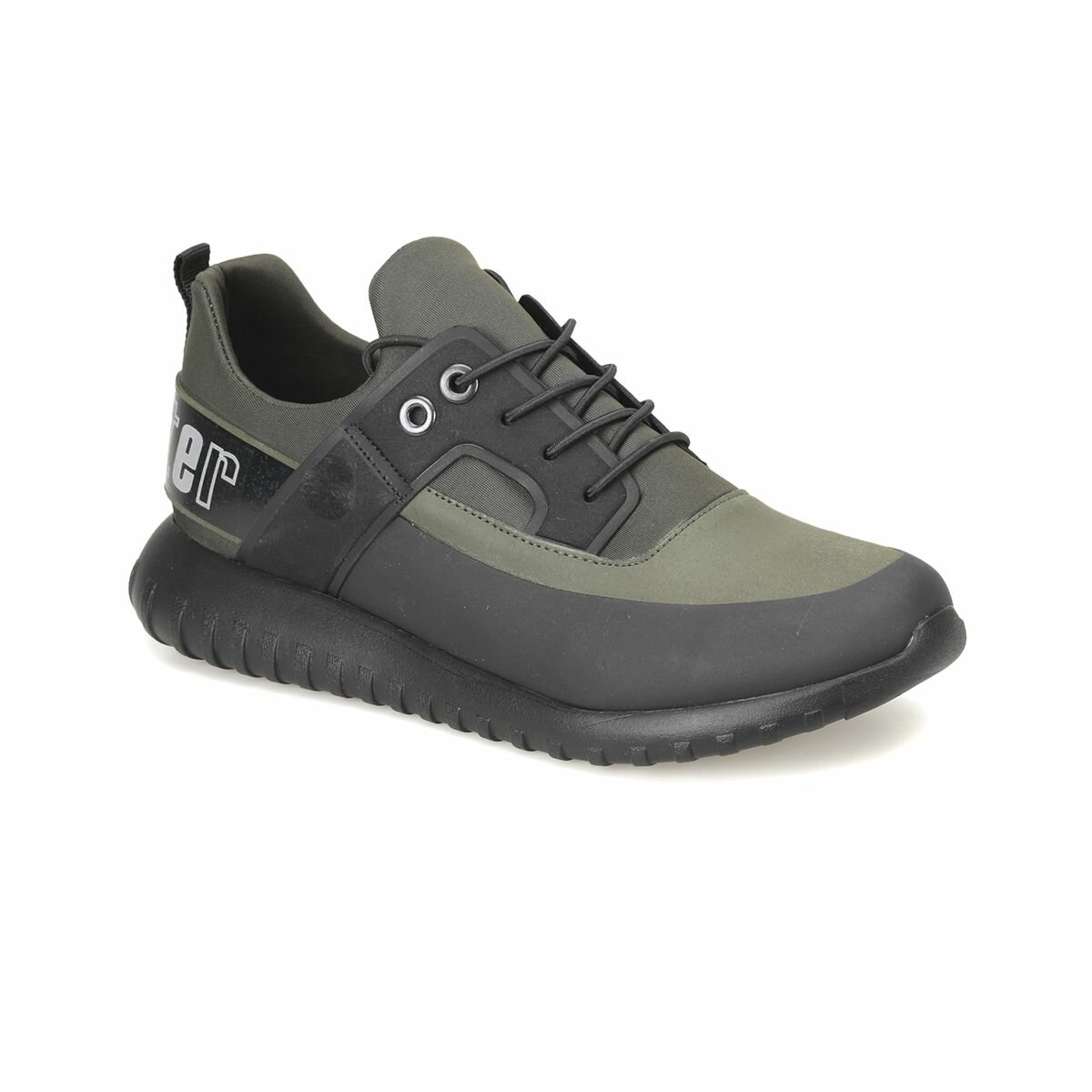 FLO 166 Khaki Men 'S Shoes Forester