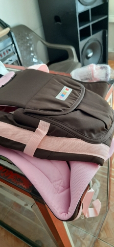 4 Pose Baby Carrier Kangaroo Baby Sling Back Carry Sling Wrap Backpack For Newborns Kangaroo for Babies 0 30 Month Pink-in Backpacks & Carriers from Mother & Kids on AliExpress