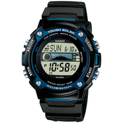 Casio wrist watches W-S210H-1A men Digital