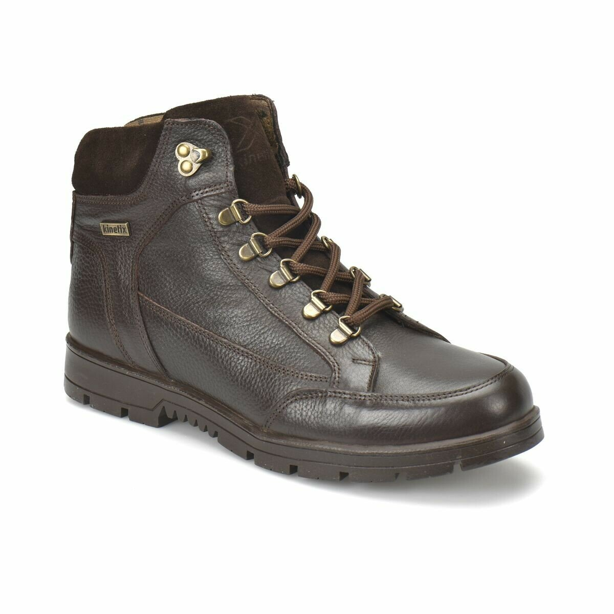FLO MARKEL Brown Men Boots KINETIX