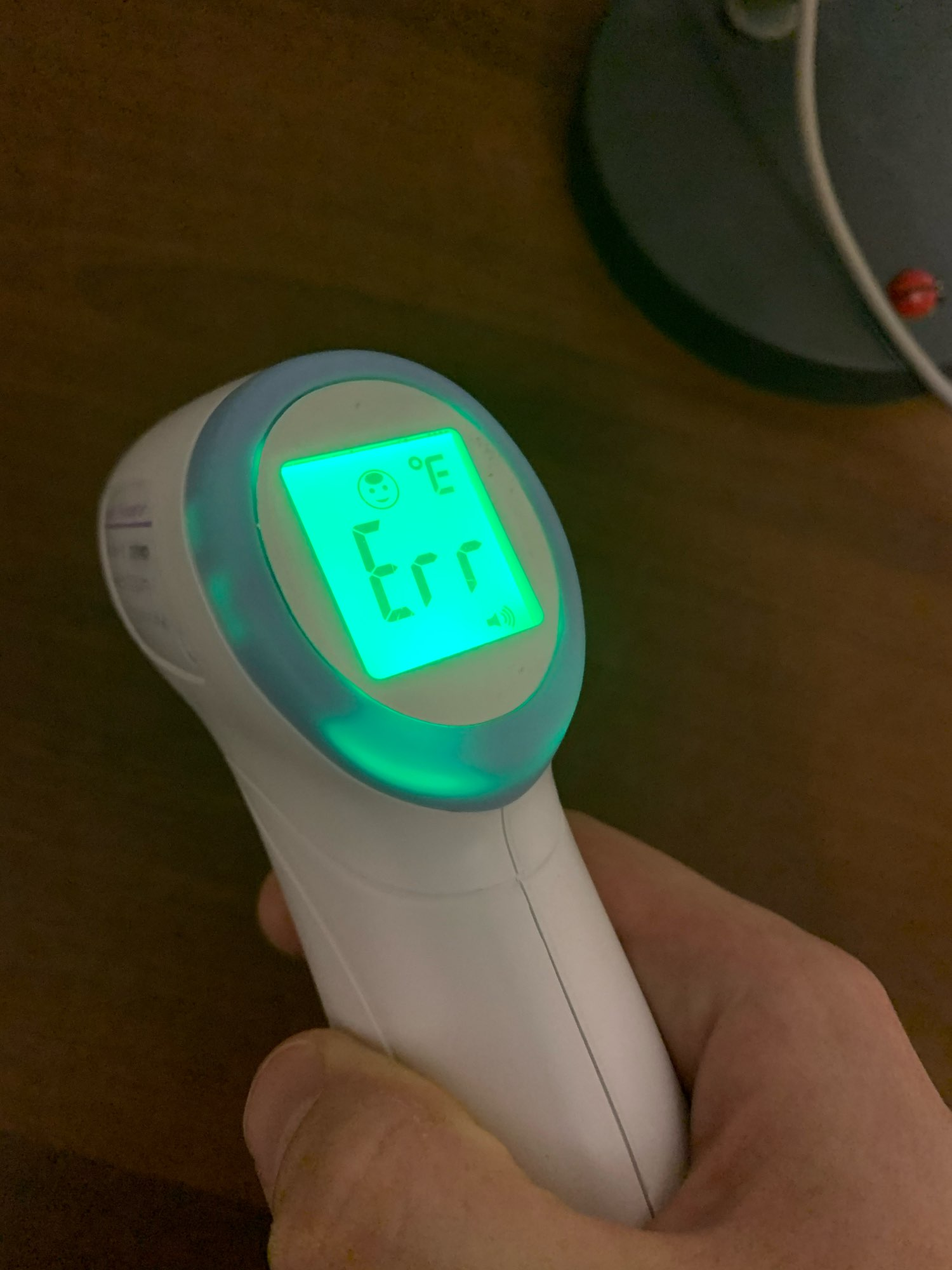 Baby's Non-Contact Digital Thermometers photo review