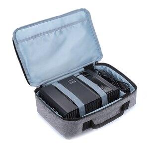 Image 2 - Универсальная переносная сумка для проектора, водонепроницаемая Пыленепроницаемая переносная коробка для хранения из ткани Оксфорд, аксессуары для проектора