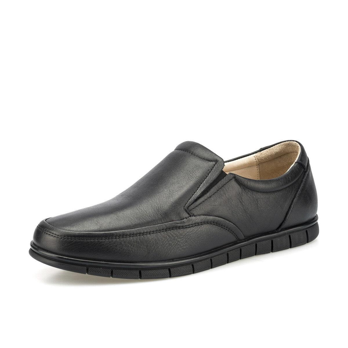 FLO 102066.M Black Men 'S Classic Shoes Polaris 5 Point