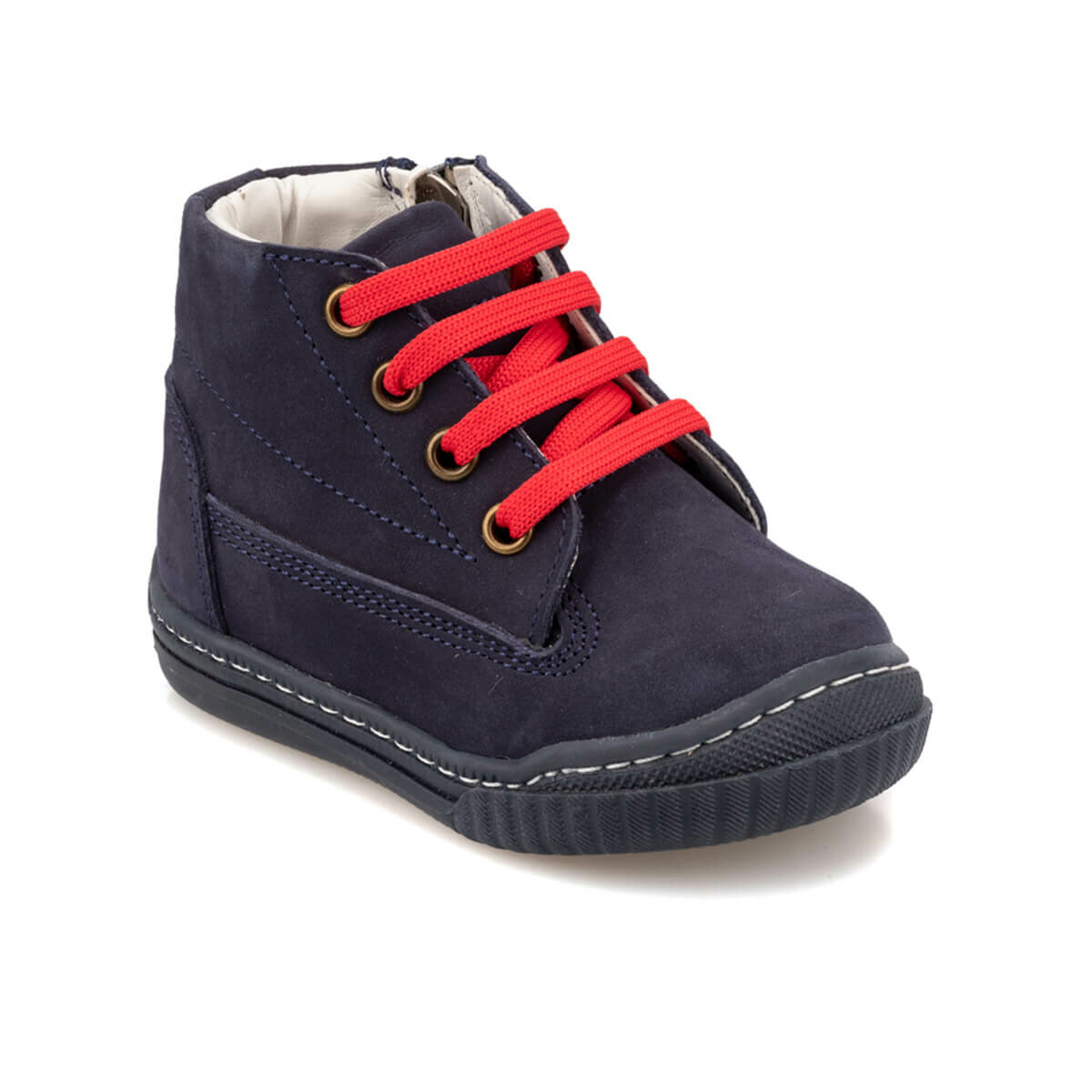 FLO 92.511710.I Navy Blue Male Child Sports Shoes Polaris