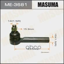 Tie Rod End Masuma Kch14# Lxh4# Rch4# Masuma. ME3681