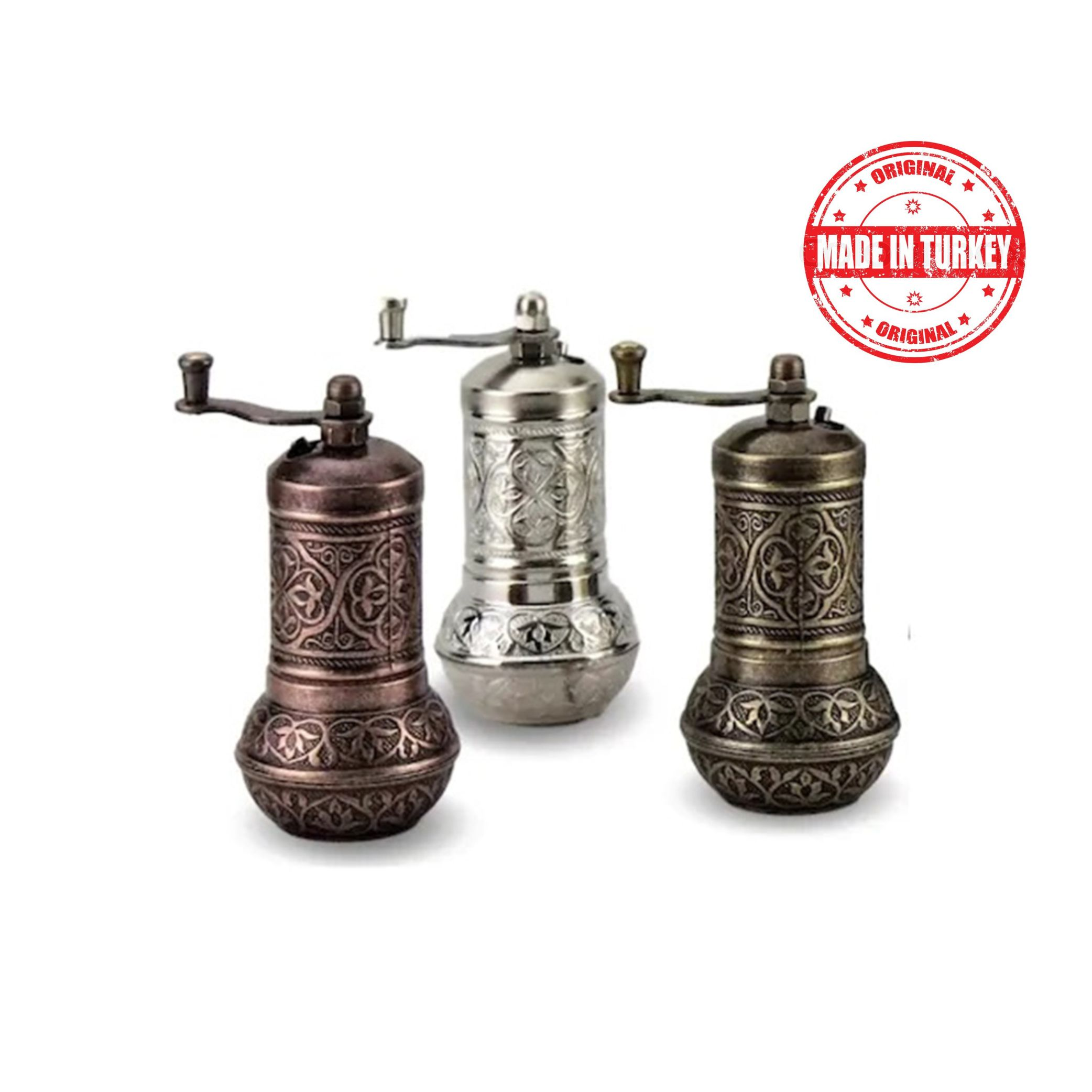Pepper Salt Grinder Coffee Spice Grinder Mill Pepper Pepper Mill 4.3