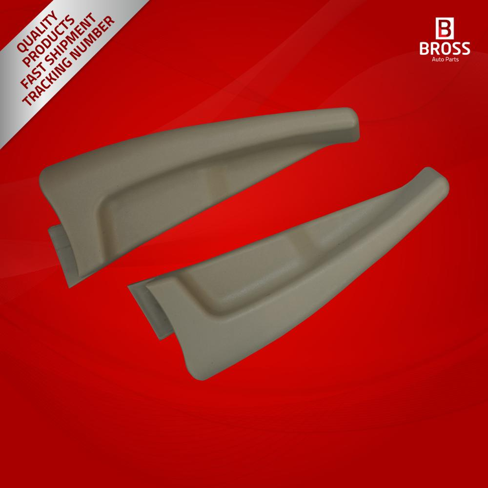 BDP639-1 Seat Handle Right And Left Beige For Megane MK3 Fluence 2009–2016