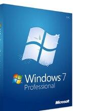 Лицензия на ключи Microsoft Windows 7 Pro, 32/64 бит, постоянная активация, пожизненное обновление всех языков