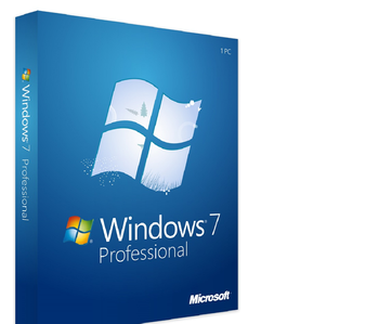 Microsoft Windows 7  Pro Key License 32/64 BIT Permanent Activation Lifetime Update All Language